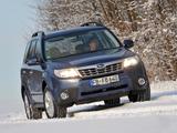 Subaru Forester (SH) 2011 wallpapers