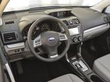Subaru Forester 2.5i US-spec 2012 images