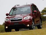 Subaru Forester 2.0i-S JP-spec 2012 images