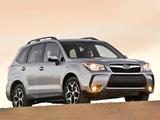 Subaru Forester 2.0XT US-spec 2012 images