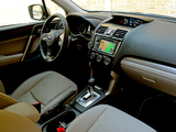 Subaru Forester 2.0X 2012 images