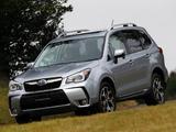 Subaru Forester 2.0XT JP-spec 2012 images