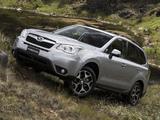 Subaru Forester 2.0D-S AU-spec 2012 images