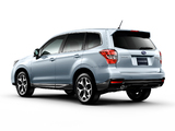 Subaru Forester 2.0XT JP-spec 2012 photos