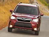 Subaru Forester 2.0XT US-spec 2012 photos