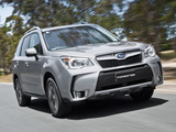 Subaru Forester 2.0XT AU-spec 2012 photos