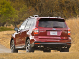 Subaru Forester 2.0XT US-spec 2012 photos