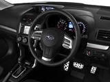 Subaru Forester 2.5i-S AU-spec 2012 photos