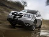 Subaru Forester 2.0D-S AU-spec 2012 photos