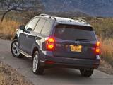 Subaru Forester 2.5i US-spec 2012 photos
