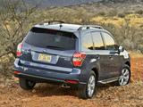 Subaru Forester 2.5i US-spec 2012 pictures