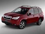 Subaru Forester 2.5i-S AU-spec 2012 pictures