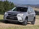 Subaru Forester 2.0XT AU-spec 2012 pictures