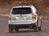 Subaru Forester 2.0XT US-spec 2012 pictures