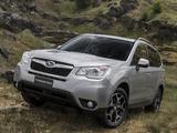 Subaru Forester 2.0D-S AU-spec 2012 pictures