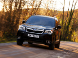Subaru Forester 2.0XT 2012 pictures
