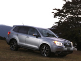 Subaru Forester 2.0i-S JP-spec 2012 pictures