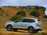 Subaru Forester 2.0X 2012 pictures