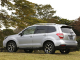 Subaru Forester 2.0XT JP-spec 2012 pictures