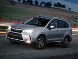 Subaru Forester 2.0XT AU-spec 2012 wallpapers
