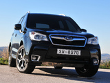 Subaru Forester 2.0XT 2012 wallpapers
