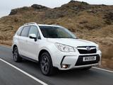 Subaru Forester 2.0XT UK-spec 2013 images
