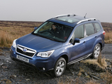 Subaru Forester 2.0D XC UK-spec 2013 images