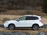 Subaru Forester 2.0XT UK-spec 2013 photos