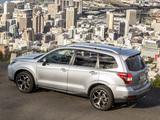 Subaru Forester 2.0XT ZA-spec 2013 pictures