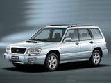 Subaru Forester S-Turbo (SF) 2000–02 wallpapers