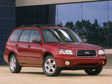 Subaru Forester US-spec (SG) 2003–05 wallpapers