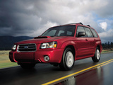 Subaru Forester XT US-spec (SG) 2003–05 wallpapers