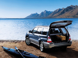 Subaru Forester 2.0X US-spec (SG) 2005–08 wallpapers