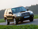 Subaru Forester 2.5XT (SG) 2005–08 wallpapers