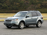 Subaru Forester US-spec 2008–10 wallpapers
