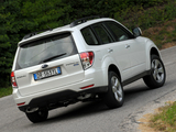 Subaru Forester 2.0D 2008–11 wallpapers