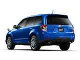 Subaru Forester tS STi (SH) 2010 wallpapers