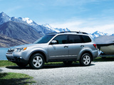 Subaru Forester US-spec (SH) 2010–12 wallpapers