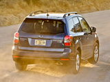 Subaru Forester 2.5i US-spec 2012 wallpapers