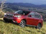 Subaru Forester 2.5i-S AU-spec 2012 wallpapers