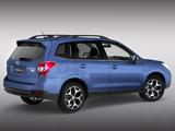 Subaru Forester 2.0D-S AU-spec 2012 wallpapers