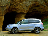 Subaru Forester 2.0X 2012 wallpapers