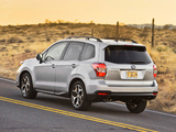 Subaru Forester 2.0XT US-spec 2012 wallpapers