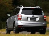 Subaru Forester 2.0XT JP-spec 2012 wallpapers
