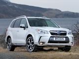 Subaru Forester 2.0XT UK-spec 2013 wallpapers