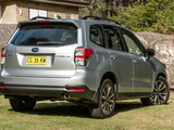 Subaru Forester 2.5i-S AU-spec 2016 wallpapers
