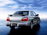 Images of Subaru Impreza WRX (GDB) 2003–05