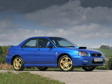 Images of Subaru Impreza WRX (GDB) 2003–05