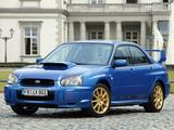Images of Subaru Impreza WRX STi 2003–05