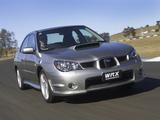 Images of Subaru Impreza WRX AU-spec (GDB) 2005–07